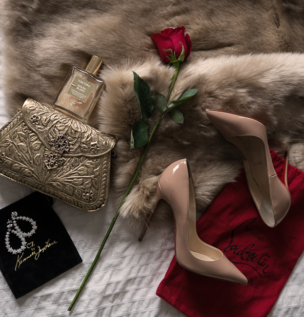 Valentine's Day w/ BHLDN